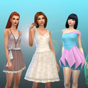 Female Dresses Pack 6