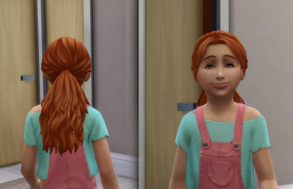 Angie Hairstyle for Girls