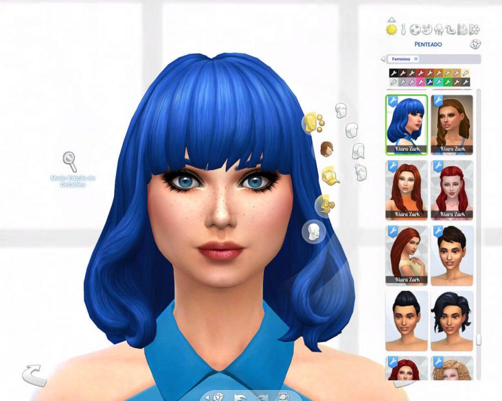 Mariza Hairstyle