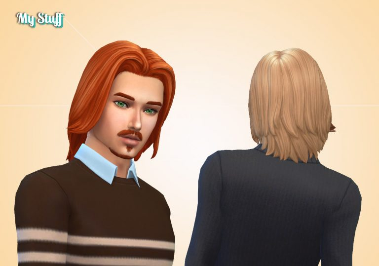 Alexander Hairstyle