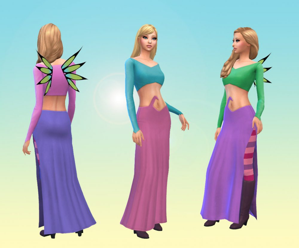 Cornelia Outfit