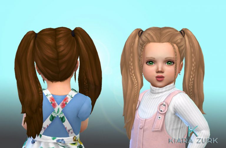 Harper Hairstyle for Toddlers