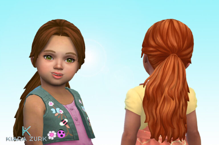 Angie Hairstyle for Toddlers 💕