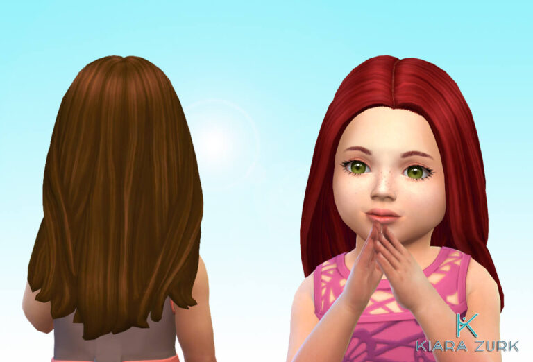 Denise Hairstyle for Toddlers 💕