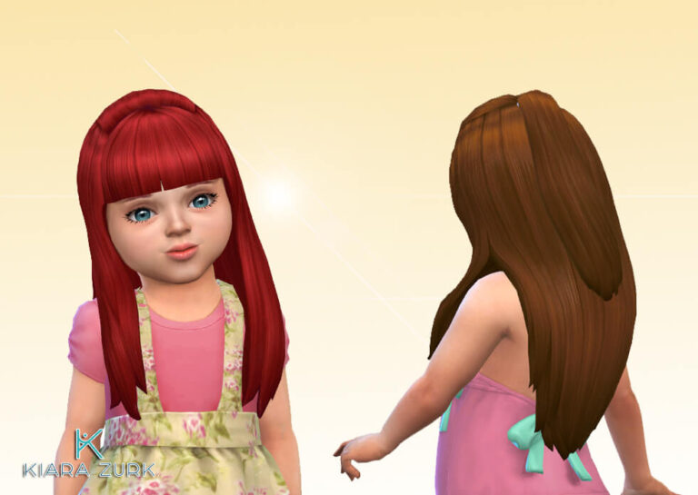 Maggie Hairstyle for Toddlers 💕