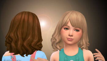 Madi Hairstyle for Girls