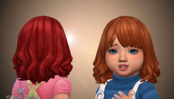 Madi Hairstyle for Toddlers 💕