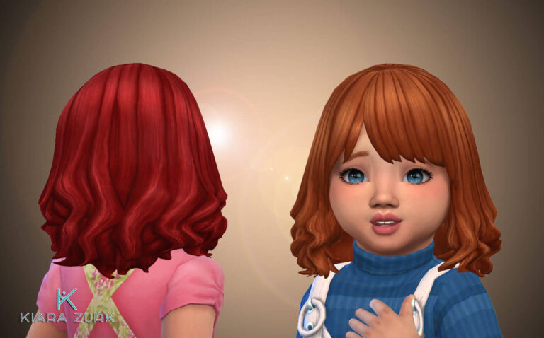 Madi Hairstyle for Toddlers
