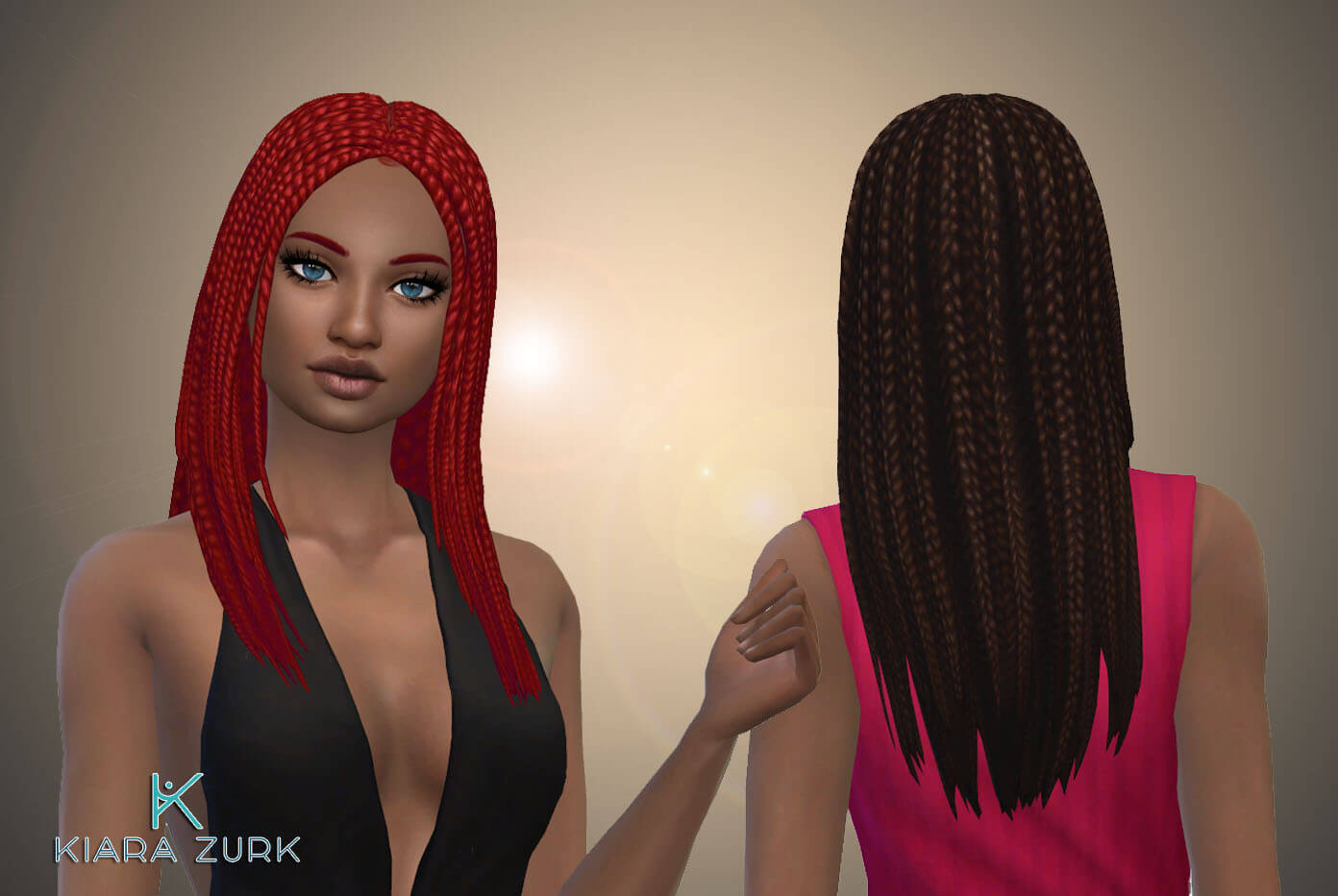 Marielle Hairstyle