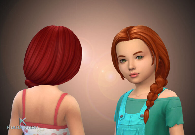 Maddie Hairstyle for Girls 💕