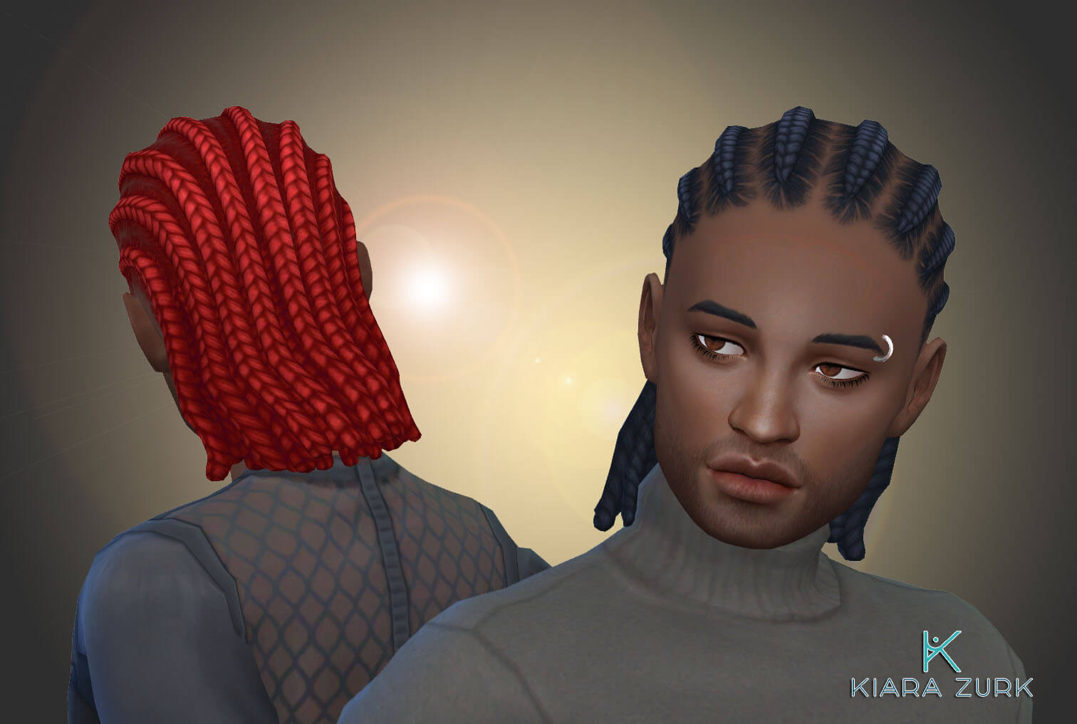 Cornrows Conversion