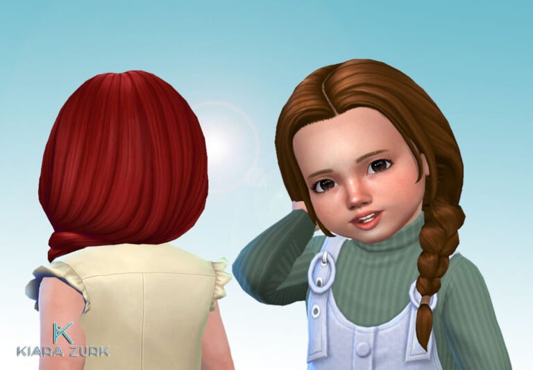 Maddie Hairstyle for Toddlers 💕