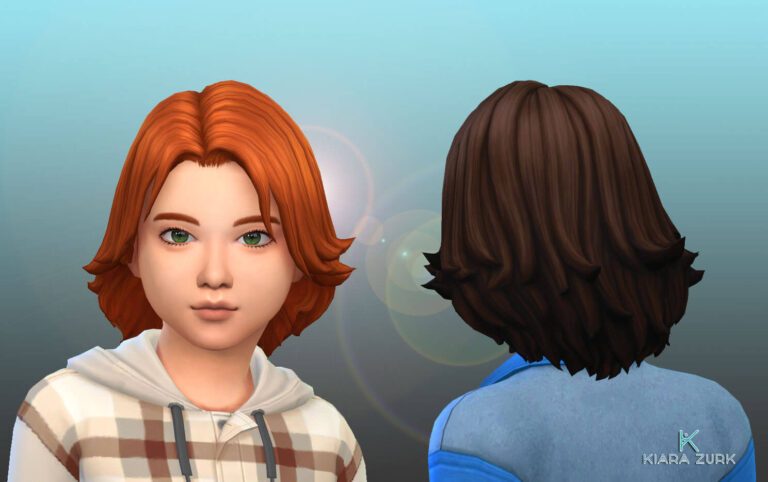 Jason Hairstyle for Boys 💕