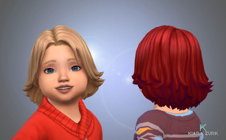 Jason Hairstyle for Toddlers