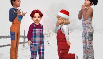 Snow bib Hoodie Conversion