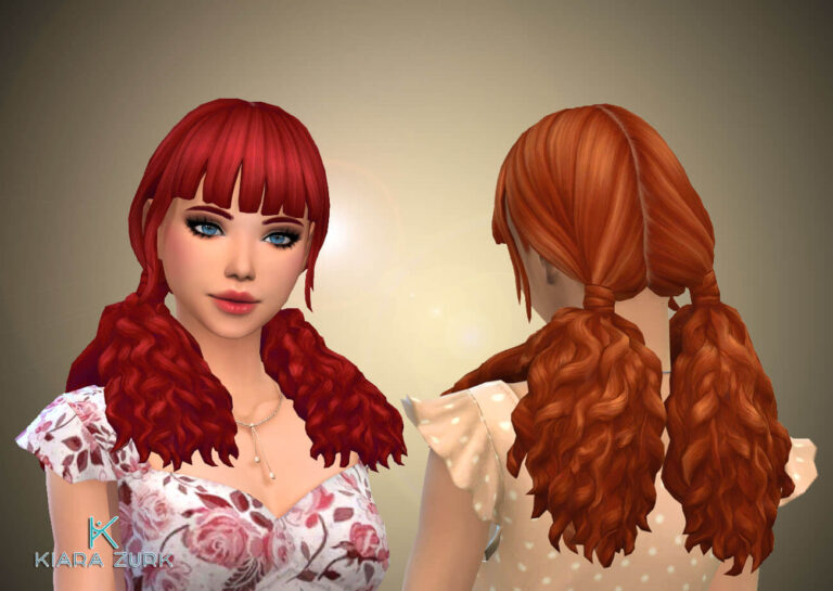 Brittany Hairstyle
