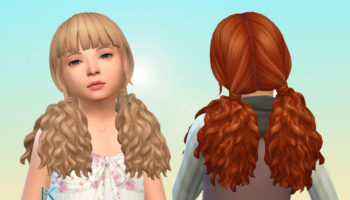 Brittany Hairstyle for Girls 💕