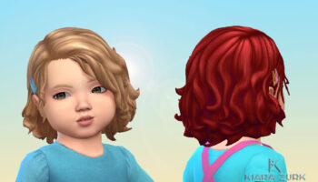 Peggy Hairstyle + Clips for Toddlers 💕