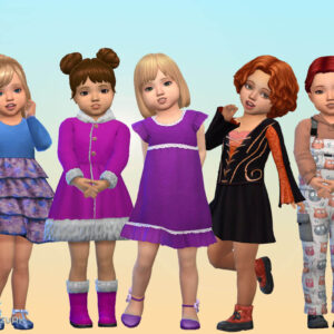 Toddlers Clothes Pack 5