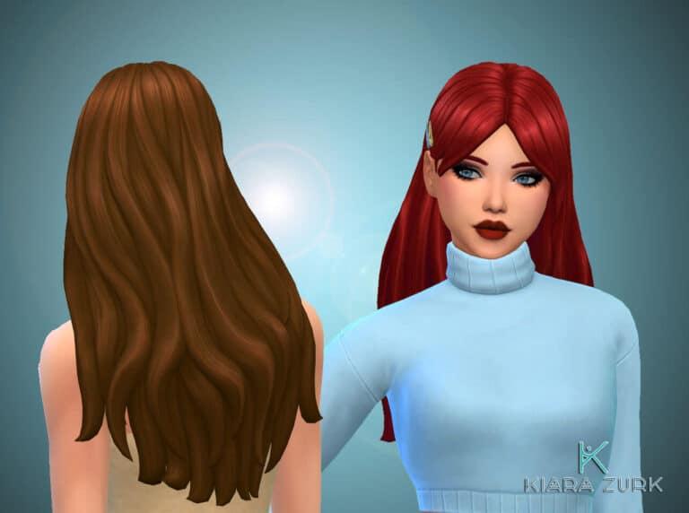 Melissa Hairstyle V2 💕