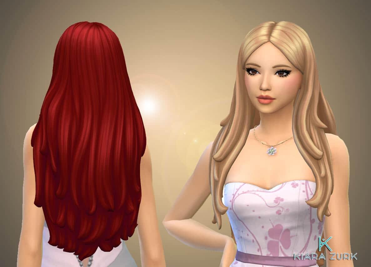 Jenny Hairstyle