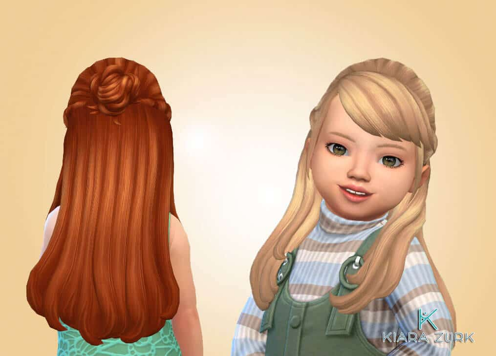 Marisol Hairstyle for Toddlers