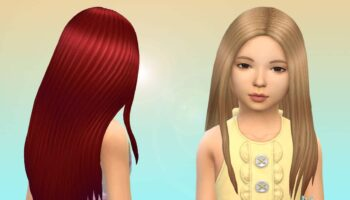 Elisa Hairstyle for Girls 💕