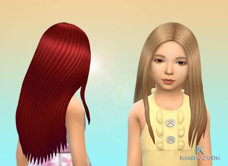 Elisa Hairstyle for Girls