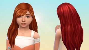 Abby Hairstyle for Girls