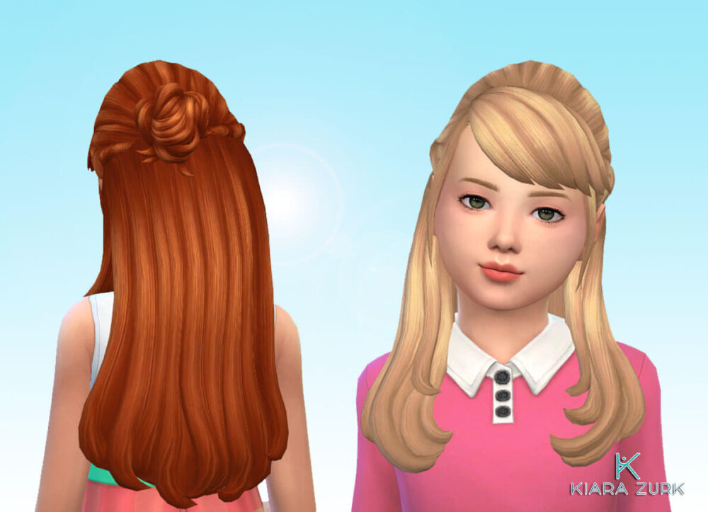 Marisol Hairstyle for Girls