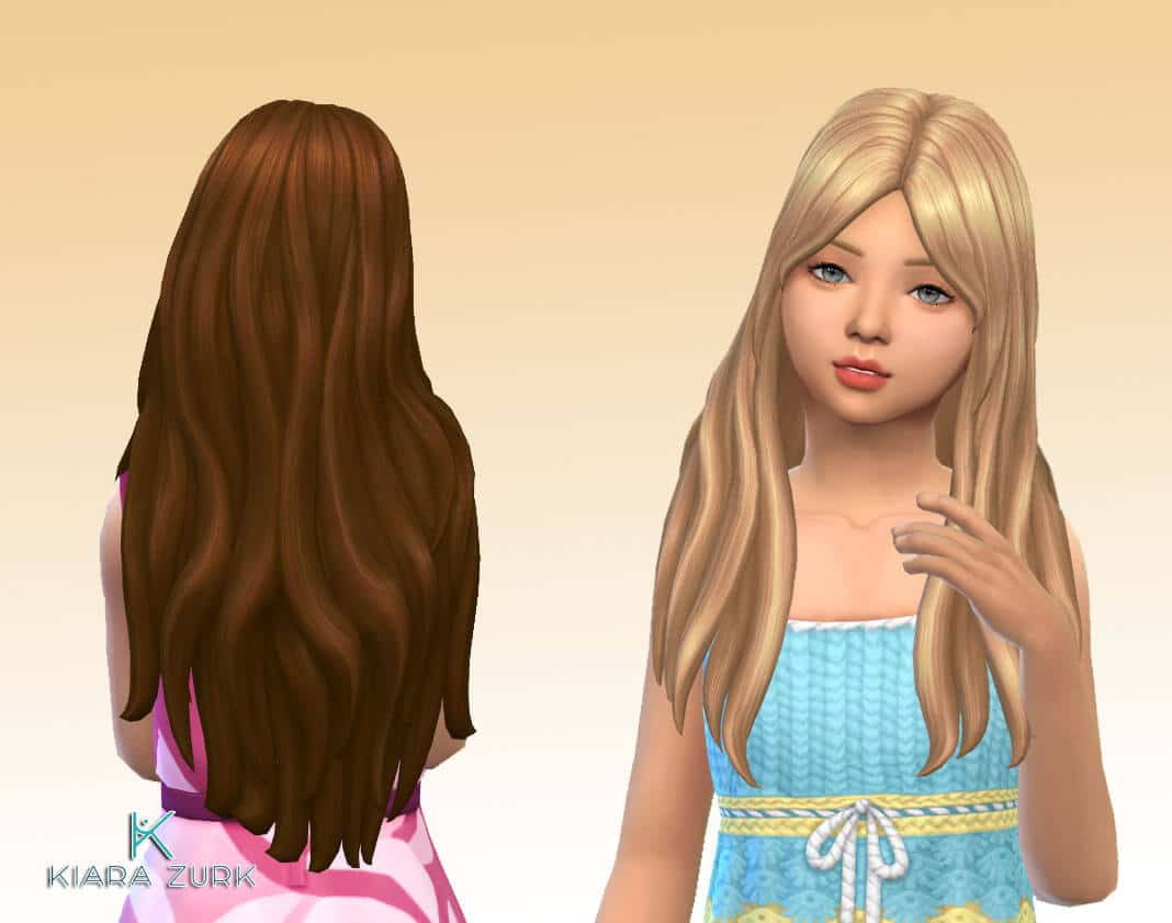 Melissa Hairstyle for Girls