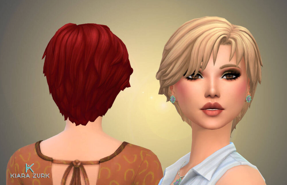 Nadia Hairstyle