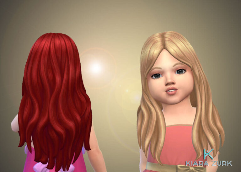 Melissa Hairstyle for Toddlers 💕