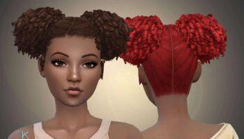 Afro Curls 💕
