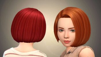 Gaby Hairstyle for Girls 💕