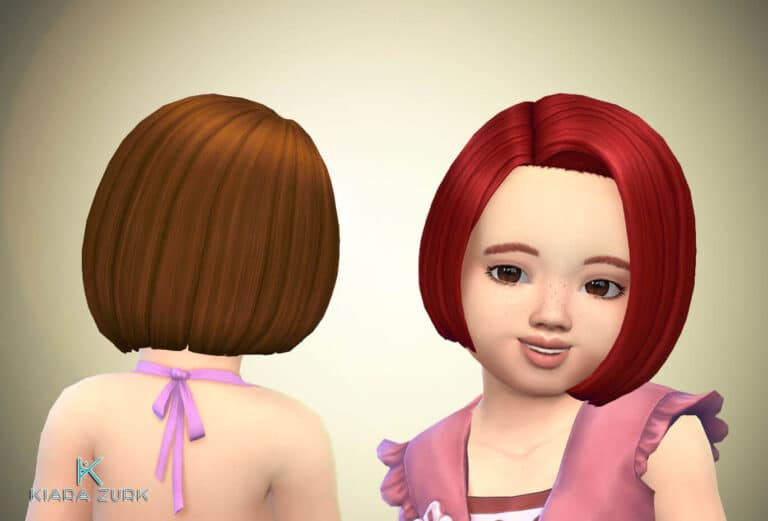 Gaby Hairstyle for Toddlers