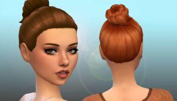 Bun Hair Conversion