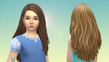 Mae Hairstyle for Girls 💕