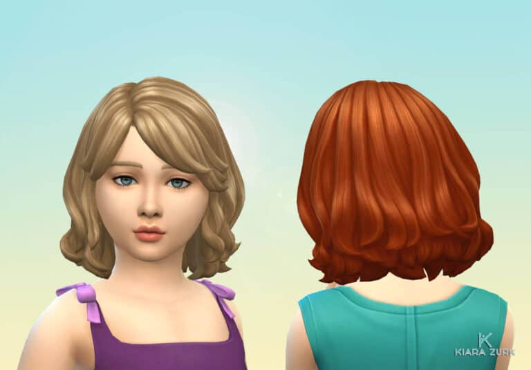 Lesley Hairstyle for Girls