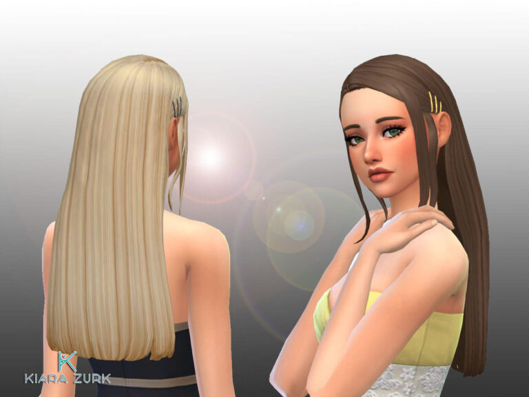 Delia Hairstyle + Clips 💕