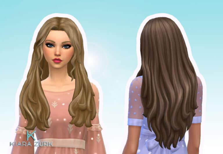 Zarah Hairstyle 💕