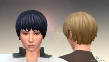 Kiku Honda Hairstyle
