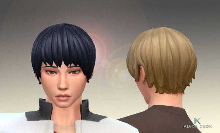 Kiku Honda Hairstyle 💕