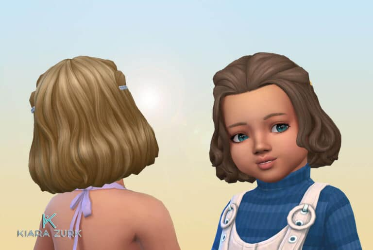 Yumi Hairstyle for Toddlers 💕