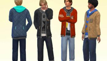 Jacket Quilt Conversion