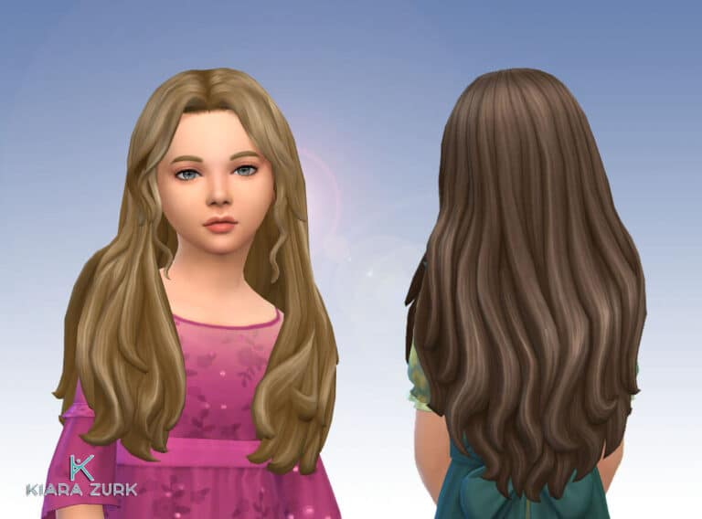 Zarah Hairstyle for Girls