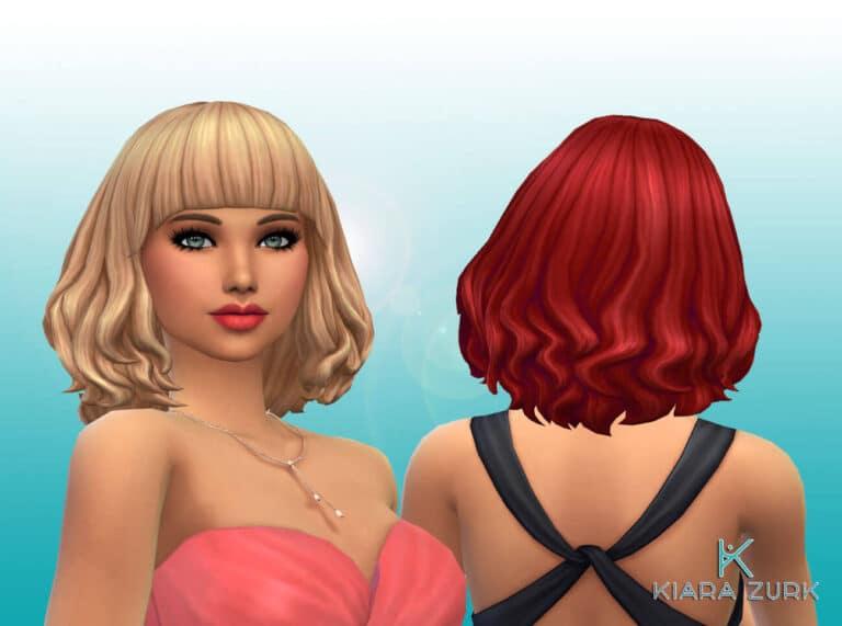 Marina Hairstyle 💕
