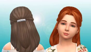Lilith Hairstyle for Girls 💕