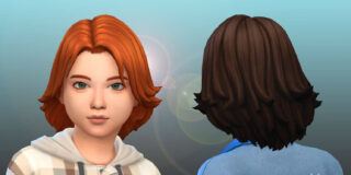 Jason Hairstyle for Boys