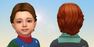 Liam Hairstyle for Toddlers
